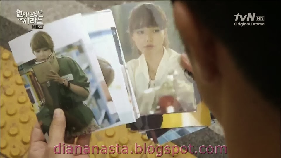Sinopsis Hookup Agency Cyrano Episode 15 Part 1